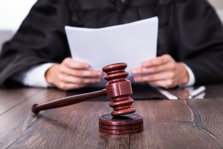 A checklist can help prepare you for court.